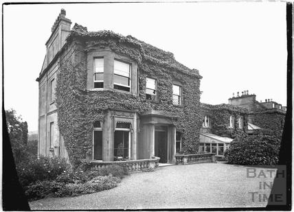Woodhill, Bathampton Lane 1925