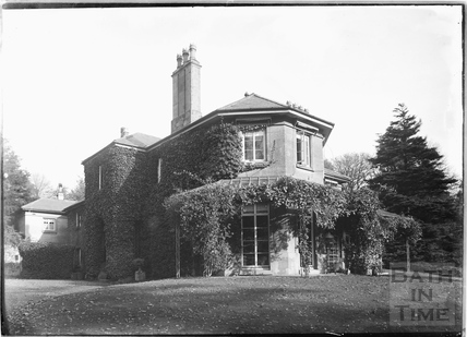 House on Bannerdown Road, Batheaston c.1920s