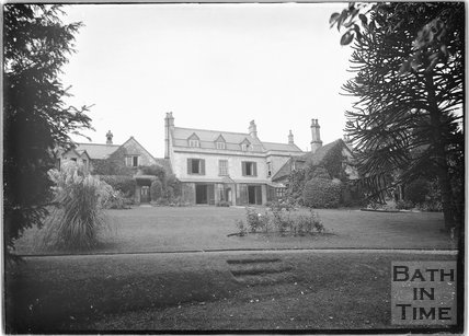 Brow Hill House, Northend Batheaston c.1920s