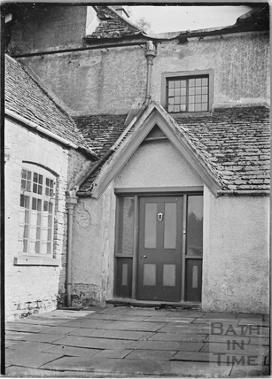 Unidentified doorway, c.1920s