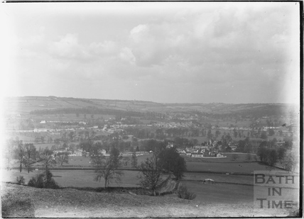 View of Bathampton c.1920s