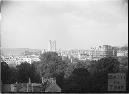 View of Abbey and Empire Hotel from Sydney Buildings c.1920s No.6