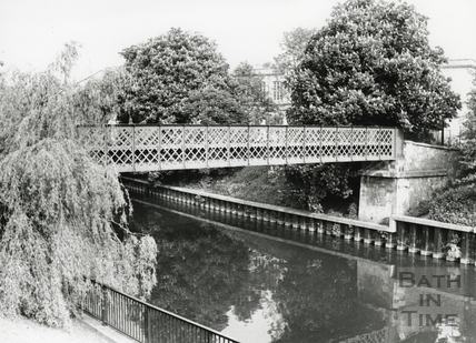 Widcombe Bridge c.1992