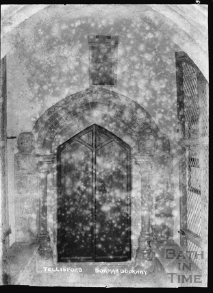 Tellisford, Norman Doorway c.1920s