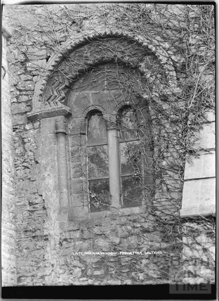 Late Norman Window, Saltford Manor Farm, c.1920s