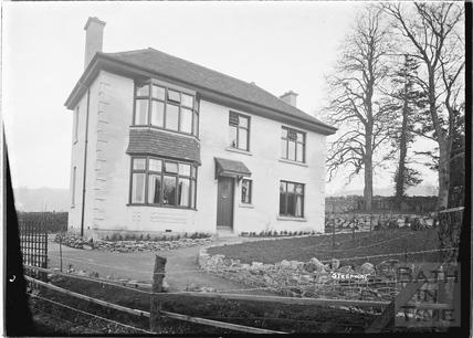 Steepway, Widcombe Hill c.1920s