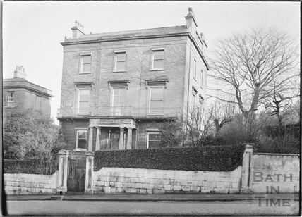 Lomond House, Bathwick Hill c.1920s