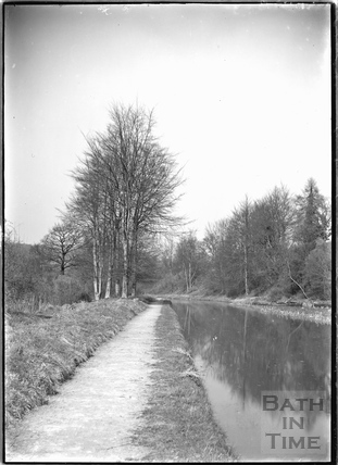 The Kennet and Avon Canal, Limpley Stoke c.1920
