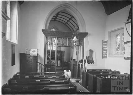 Tellisford Church c.1920s