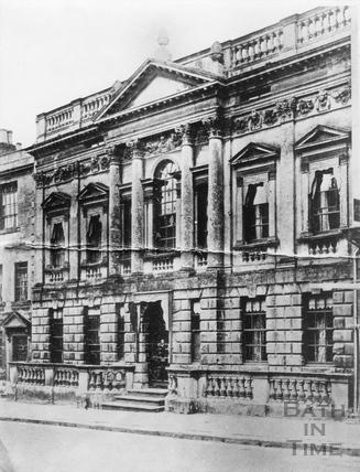 24-25 High Street, Chippenham, by John Wood c.1900