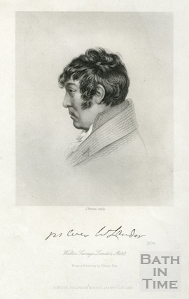 Walter Savage Landor (1775 - 1864) 1804