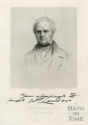 Walter Savage Landor (1775 - 1864) 1852