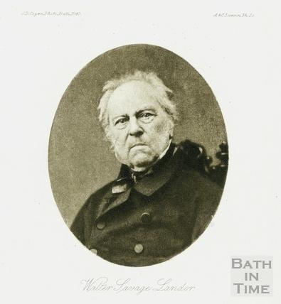 Walter Savage Landor (1775 - 1864) 1840