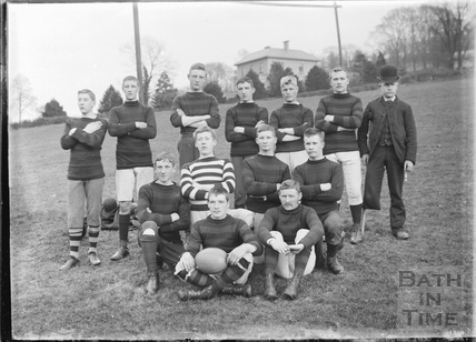 Rugby Team at Odd Down? C.1920s