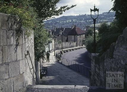 Holloway, Bath c.1963