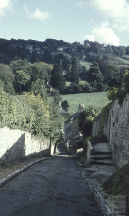 Rosemount Lane, Lyncombe, Bath 1960s