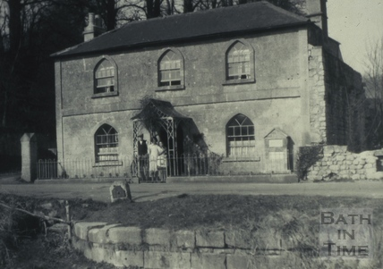 Tucking Mill House, Tucking Mill near Midford c.1950