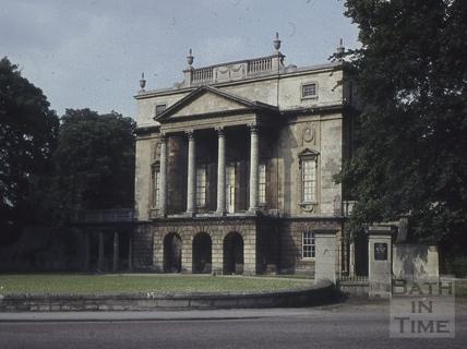 The Holburne Museum, Bath 1960s