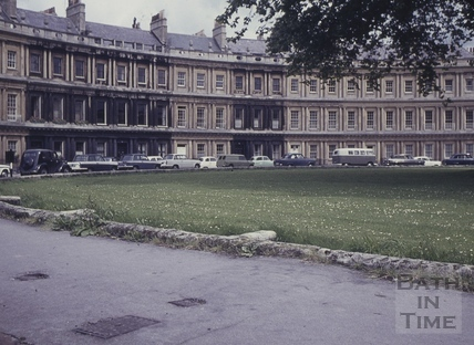 The Circus, Bath 1960s