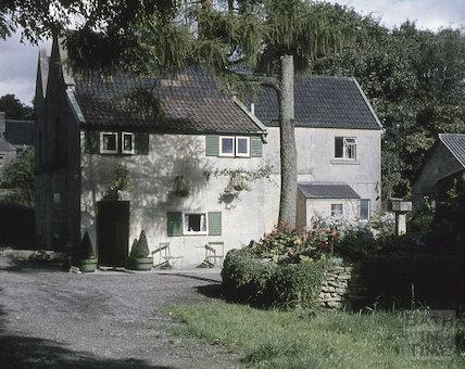 Quarry House Farm, Claverton Down, Bath 1960s