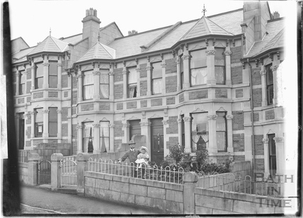 19 Milton Road, Bear Flat c.1910