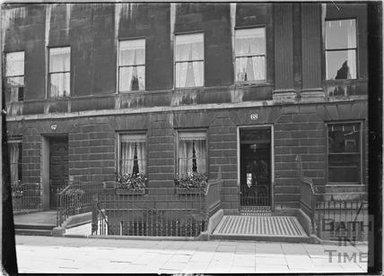 67, 68 Great Pulteney Street, Bath c.1910s