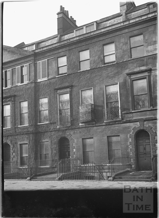 Nos. 9 and 10 Sydney Place c.1920s