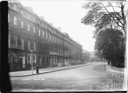 Sydney Place (East) c.1920s
