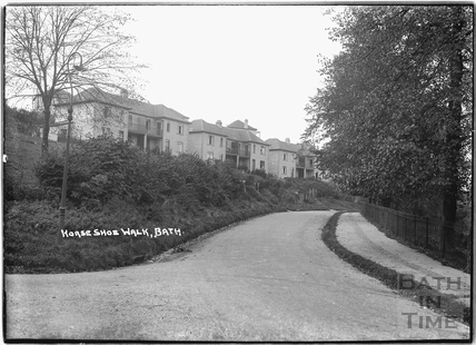Horseshoe Walk, Bath c.1920s
