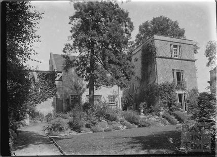 Unidentified house, possibly Bathampton Lane? c.1920s