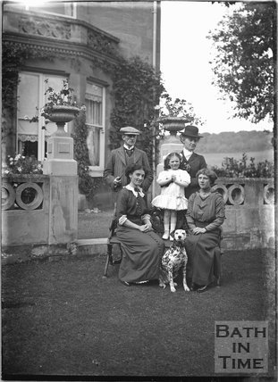 Monkton House, Warminster Road, Limpley Stoke c.1920s