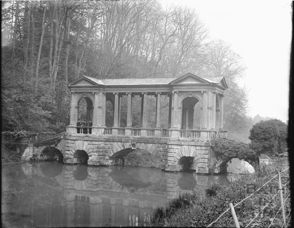 The Palladian Bridge, Prior Park c.1910