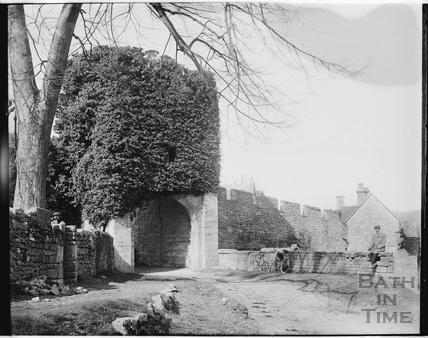Farleigh Castle, Farleigh Hungerford c.1905