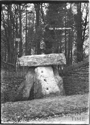 Three Shires Stones, Bannerdown, Batheaston c.1920s