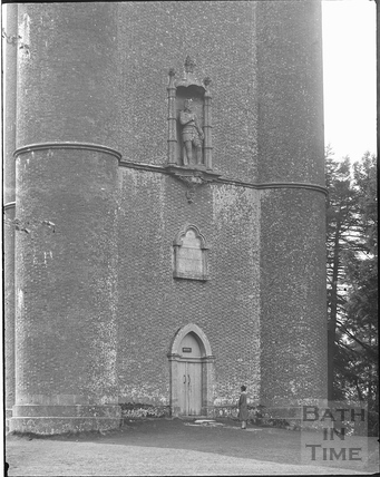 King Alfred's Tower, Stourhead c.1920s