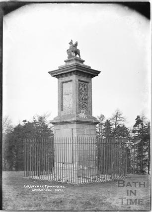 Grevilles Monument, Lansdown c.1905