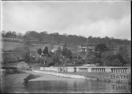 Dundas Aqueduct looking West c.1920s