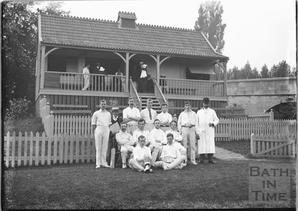 The Post Office Cricket Club c.1920s