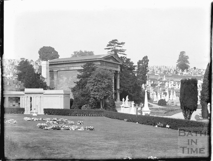 Arno's Vale Cemetery, Bristol c.1930