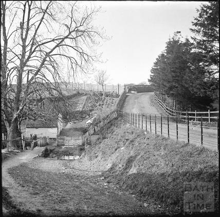 Unidentified rural scene c.1890s