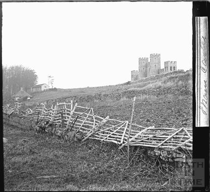View of Sham Castle c.1890s