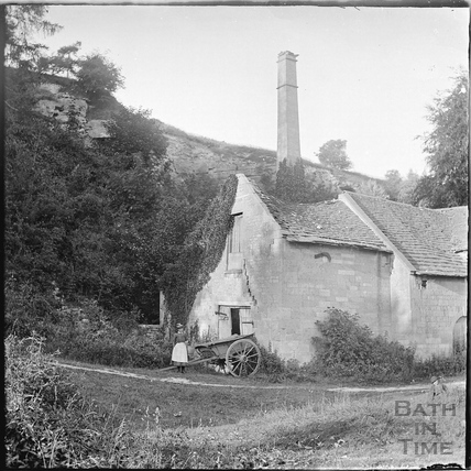 Rural industrial building, Murhill near Limpley Stoke c.1890s