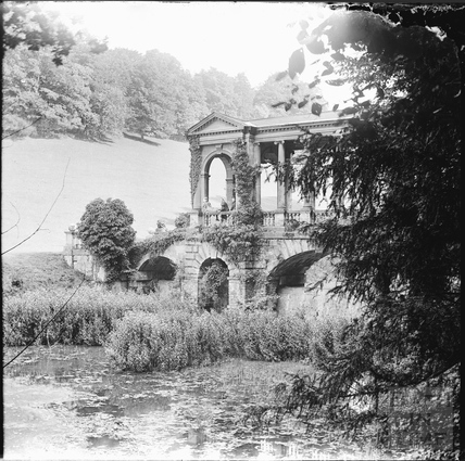 The Palladian Bridge, Prior Park c.1890s