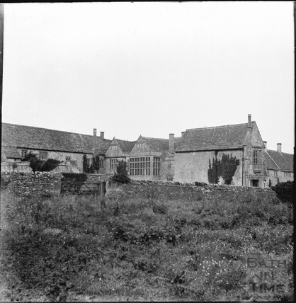South Wraxall Manor c.1890s