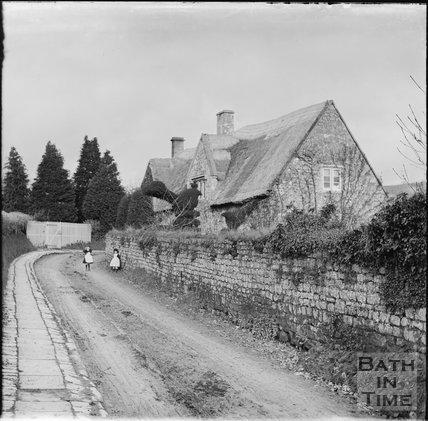 Radford Farm, Northend Batheaston c.1890s