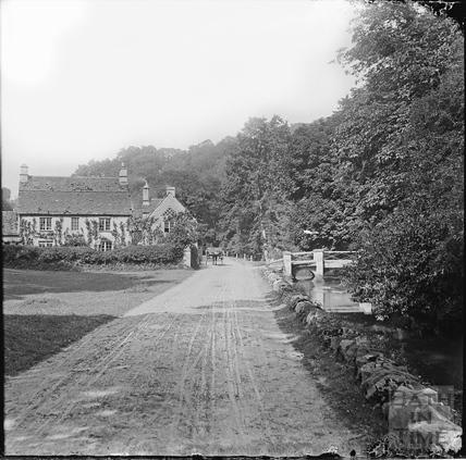 Castle Combe c.1890s