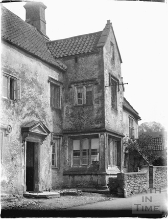The Old Manor House, Croscombe nr. Wells c.1920s