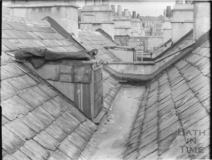 Roofline view, Sydney Buildings c.1920s