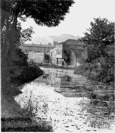 The Kennet and Avon Canal, Bathwick, Bath c.1958-9