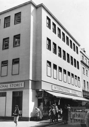 International Stores, Westgate Street c.1970s
